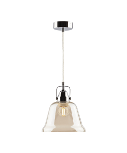 Светильник подвесной (подвес) Rivoli Avrora 5055-201 1 х E27 40 Вт лофт - кантри