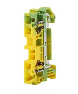 ЭРА NO-222-41  Зажим клеммный безвинтовой (ЗНБ) PEN 4 мм2 (50/1400/33600)