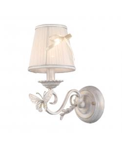 Бра светильник Rivoli Farfalla 2014-401 настенный 1 x E14 40 Вт классика