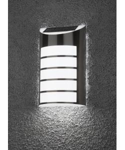 ERAFS024-40 ЭРА Фасадная подсветка Сталь, на солнечной батарее, 5LED, 17lm (12/192)