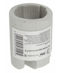 ЭРА Патрон керамический Е14 (400/12800)
