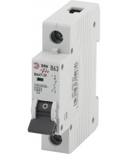Автоматический выключатель ЭРА PRO NO-902-182 ВА47-29 1Р 6А 4,5кА кривая В