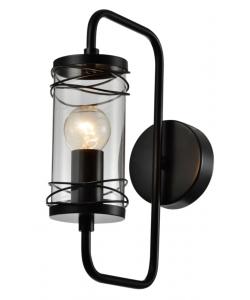 Бра светильник Rivoli Akanta 5061-401 настенный 1 х E14 40 Вт лофт - кантри