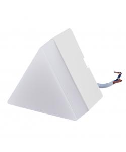 Модуль соединительный светодиодный ЭРА  SML-AC-W-6K-03 для светильников SML 3Вт 6500K 270Лм треугольник белый