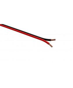 A-50-RB ЭРА Кабель акустический 2х0,5 мм2 красно-черный, 100м (12/288)