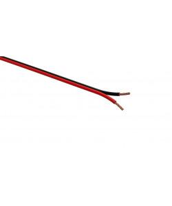 A-25-RB ЭРА Кабель акустический 2х0,25 мм2 красно-черный, 100м (12/432)