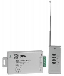 ЭРА Контроллер для свет. ленты RGBcontroller-12/24V-180W/288W (50/1000)