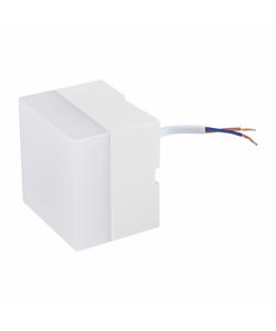 Модуль соединительный светодиодный ЭРА  SML-AC-W-4K-04 для светильников SML 3Вт 4000K 270Лм квадрат белый