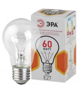 ЭРА A50 груша 60Вт 230В Е27 цв. упаковка (10/100/3600)