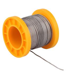 Припой ЭРА PL-PR04 с канифолью для пайки ПОС 61 трубка 1,0 мм катушка 100 гр