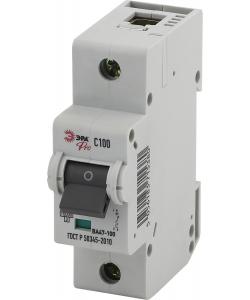 Автоматический выключатель ЭРА  NO-902-263 ВА47-100 1Р 40А 10 кА кривая С