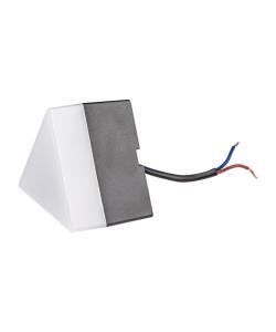 Модуль соединительный светодиодный ЭРА  SML-AC-B-6K-03 для светильников SML 3Вт 6500K 270Лм треугольник черный