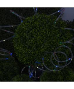 ERANN24-12 ЭРА ЭРА Садовый дюралайт на солнечной батарее, мультиколор, 5 м (24/576)