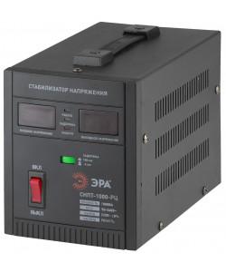 СНПТ-1000-РЦ ЭРА Стабилизатор напряжения переносной, ц.д., 90-260В/220В, 1000ВА (4/96)
