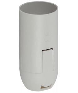 ЭРА Патрон Е14 подвесной,пластик, белый (x50) (50/1000/24000)