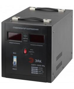 СНПТ-10000-РЦ ЭРА Стабилизатор напряжения переносной, ц.д., 90-260В/220В, 10000ВА (24)