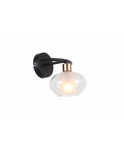 Бра светильник Rivoli Anita 4033-401 настенный 1 х Е14 40 Вт дизайн