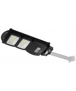 ЭРА Консольный светильник на солн. бат.,SMD,с кронштейном, 40W, с датч.движ., ПДУ,700lm, 5000К, IP66