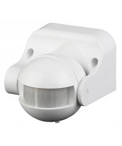 MD 03 Датчик движения ЭРА белый, макс. нагрузка 500Вт, угол обзора 140град., дальность 12м, монитори