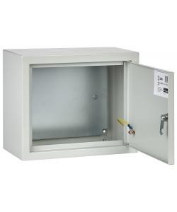 Щит металлический ЩМП-1-1 ЭРА  NO-111-01 76 УХЛ3 IP31 (395х310х220)