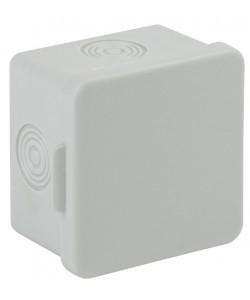 ЭРА Коробка распаячн. открытой установки КОР 65х65х50мм без гермовводов 4 вх. IP54 (150/2400)