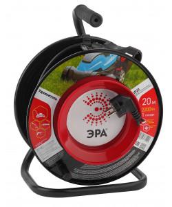 RP-1-3х0.75-20m ЭРА Удлин-ль силов на п. катушке с/з 1гн 20м ПВС 3x0,75мм2 (2/54)