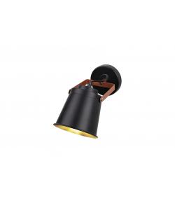 Светильник настенно-потолочный спот Rivoli Acuto 7015-701 1 х Е27 40 Вт поворотный