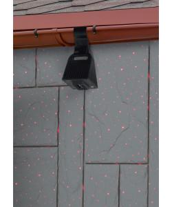 ERAFS024-06 ЭРА Подвесной светильник с лазерной проекцией красные точки,на солн. бат.,3LED,3 lm (24/