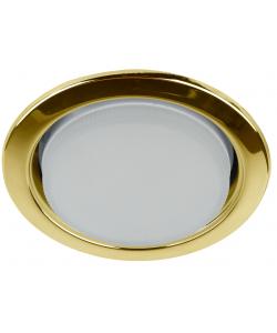 KL35 GD-10 /1 Светильник ЭРА под лампу Gx53,220V,13W ,золото (упаковка 10 шт) (10/100/2400)