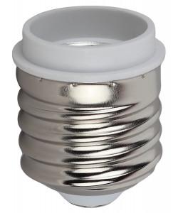 ЭРА Переходник E40-E27, пластик, белый (50/400/4800)