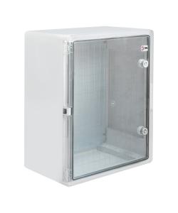 Щит распределительный ЩМП-П ЭРА box504018_t 500х400х180мм прозрачная дверь УХЛ1 IP65 IK10