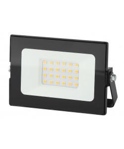 Прожектор светодиодный уличный ЭРА LPR-021-0-30K-020 20Вт 3000К 1600Лм 125х85х50