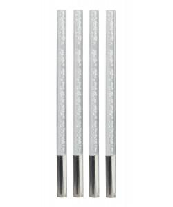 ERASF024-22 ЭРА Садовый светильник Пузырьки на солнечной батарее, 4 шт 53 см (24/240)
