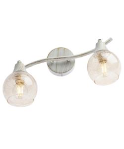 Светильник настенно-потолочный спот Rivoli Acate 7013-702 2 х Е14 40 Вт поворотный
