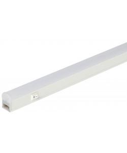 LLED-01-14W-6500-W ЭРА Линейный светодиодный светильник с выключателем  14Вт 6500К L1022мм (25/525)