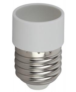 ЭРА Переходник E27-E14, белый (50/200/7200)
