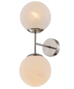 Бра светильник Rivoli Agata 3071-402 настенный 2 х E14 40 Вт модерн