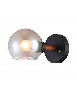 Бра светильник Rivoli Agerola 1013-401 настенный 1 х Е14 60 Вт лофт - кантри