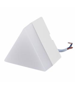 Модуль соединительный светодиодный ЭРА  SML-AC-W-4K-03 для светильника SML 3Вт 4000K 270Лм треугольник белый