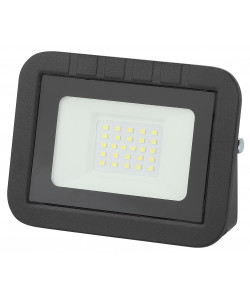 Прожектор светодиодный уличный ЭРА  LPR-061-0-65K-020 20Вт 6500К 1900Лм 135x100x28