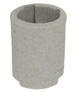 ЭРА Патрон Е14 подвесной,керамика, белый (50/400/4800)