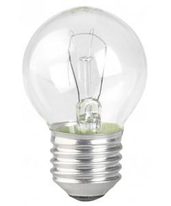 ЭРА шарик 40Вт 230В E27 прозр. в цветной гофре. ДШ 230-40 Е 27 (100/3600)
