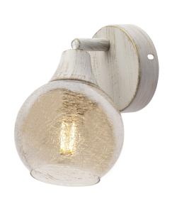 Светильник настенно-потолочный спот Rivoli Acate 7013-701 1 х Е14 40 Вт поворотный
