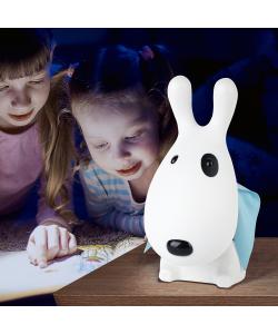 ЭРА светильник-ночник NLED-410-1W-W белый (30/180)