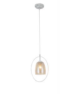 Светильник подвесной (подвес) Rivoli Carla 9013-201 1 * E27 40 Вт модерн