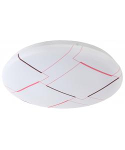 Светильник потолочный светодиодный ЭРА Slim без ДУ SPB-6 Slim 1 15-6K 15Вт 6500K