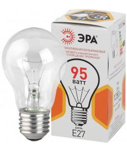 ЭРА A50 груша 95Вт 230В Е27 цв. упаковка (100/3600)
