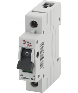 Выключатель нагрузки  ЭРА PRO NO-902-170 ВН-32 1P 100A