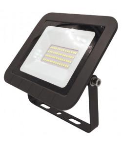 Прожектор светодиодный уличный ЭРА  LPR-061-0-65K-030 30Вт 6500К 2800Лм 160x135x30