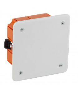 ЭРА Коробка распаячная KRP 120х92х45мм для полых стен саморез. пласт. лапки, крышка  IP20 (98/882)